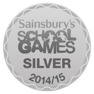 School Games Award - Silver